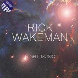 WAKEMAN Rick : LP Night Music