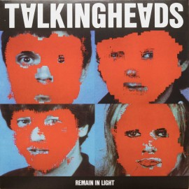 TALKING HEADS : LP Remain In Light