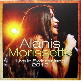 MORISSETTE Alanis : LPx2 Live In Switzerland 2012