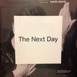 BOWIE David : LPx2+CD The Next Day