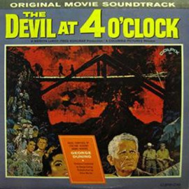 DUNING George : LP The Devil At 4 O'Clock