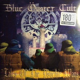 BLUE OYSTER CULT : LP Tales Of The Psychic Wars - Live
