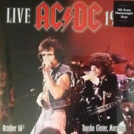 AC/DC : LPx2 Live 1979 - Towson Center, Maryland