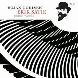 GORISEK Bojan : LPx2   Erik Satie piano works