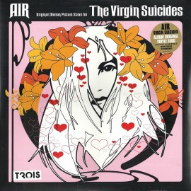 AIR : LP OST The Virgin Suicide