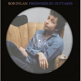 DYLAN Bob : LP Picture Freewheelin' Outtakes