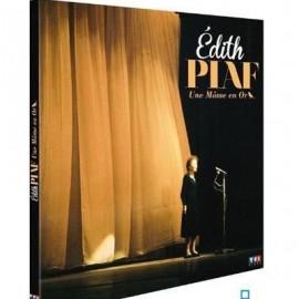 PIAF Edith : DVDx2+CDx2 Une Môme En Or