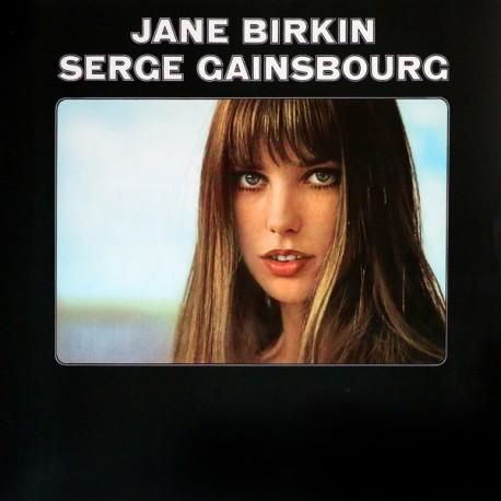 GAINSBOURG Serge & BIRKIN Jane : LP Je T'Aime… Moi Non Plus