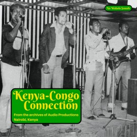 VARIOUS : LP+CD Kenya-Congo Connection