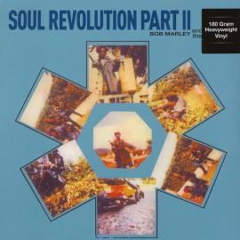 MARLEY Bob & THE WAILERS : LP Soul Revolution II