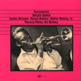 MILES DAVIS : LP Conception