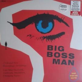 BIG BOSS MAN : LP Last Man On Earth
