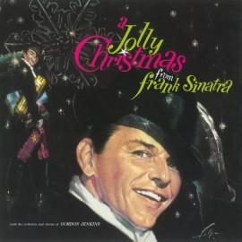 FRANK SINATRA : LP A Jolly Christmas