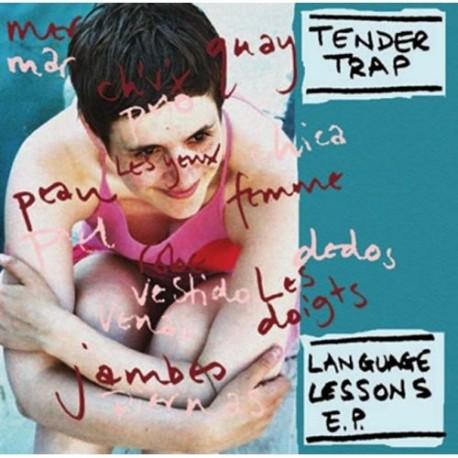 TENDER TRAP : Language Lessons EP