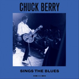 BERRY Chuck : LP Sings The Blues