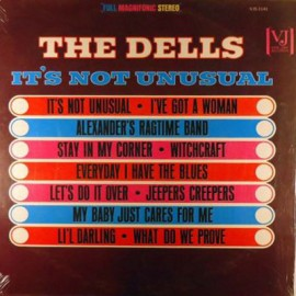 DELLS (the) : LP It's Not Unusual
