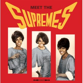 SUPREMES (the) : LP Meet The Supremes