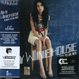 WINEHOUSE Amy : LPx2 Back To Black