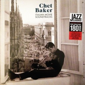 BAKER Chet : LP Italian Movie Soundtracks