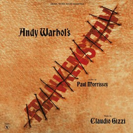 GIZZY Claudio : LPx2 Andy Warhol's Flesh For Frankenstein