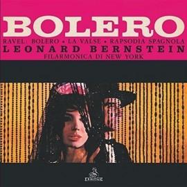 BERNSTEIN Leonard : LP Bolero