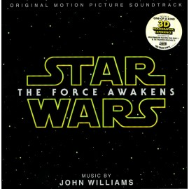 WILLIAMS John : LPx2 The Force Awakens