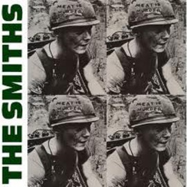 SMITHS (the) : LP Meat Is Murder