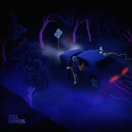 STILL CORNERS : LP Dead Blue
