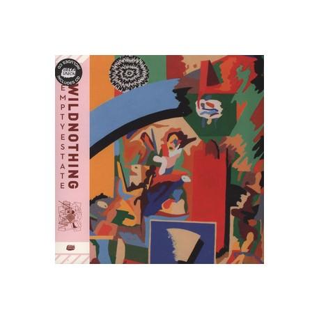"""WILD NOTHING : 12""""EP+CDEP Empty Estate"""