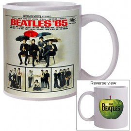 BEATLES (the) MINI MUG US ALBUM 1965