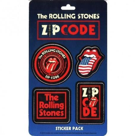 ROLLING STONES (the) : Sticker Set