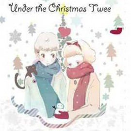 VARIOUS : K7 Under The Christmas Twee