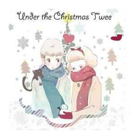 VARIOUS : K7 Under The Christmas Twee