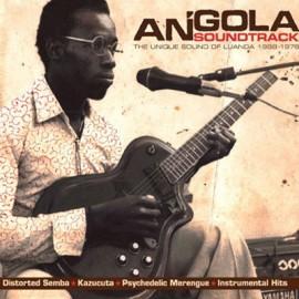 VARIOUS : LPx2  Angola Soundtrack - The Unique Sound Of Luanda 1968-1976