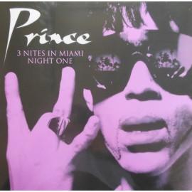 PRINCE : LPx2 3 Nites In Miami - Night One