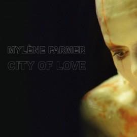 "MYLENE FARMER : 12""EP City Of Love"