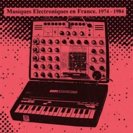 VARIOUS : LP Musiques Electroniques En France 1974-1984 Vol2