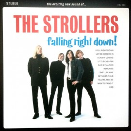 STROLLERS (the) : LP Falling Right Down!