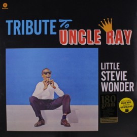 WONDER Little Stevie : LP Tribute To Uncle Ray
