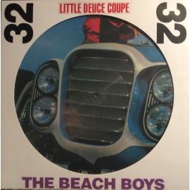 BEACH BOYS (the) : LP Picture Little Deuce Coupe