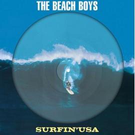BEACH BOYS (the) : LP Picture Surfin' USA, Stereo & Mono
