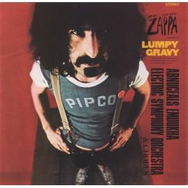 2nd HAND / OCCAS : ZAPPA Frank : CD Lumpy Gravy
