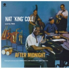 NAT KING COLE : LP After Midnight