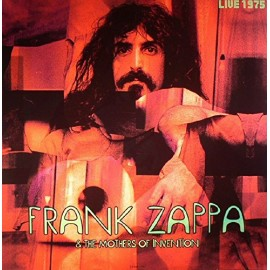 ZAPPA Frank : LPx2 Live In Vancouver, BC October 1st, 1975