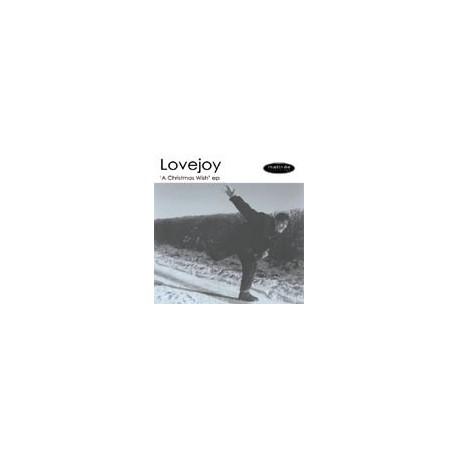 LOVEJOY : A Christmas Wish EP