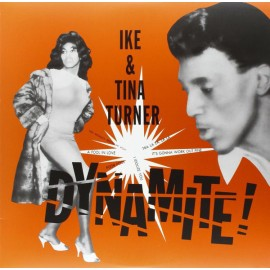 TURNER Ike And Tina : LP Dynamite