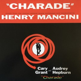 MANCINI Henry : LP Charade (coloured)