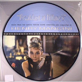 MANCINI Henry : LP Picture Breakfast At Tiffany's