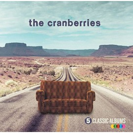 CRANBERRIES (the) : CDx5 5 Classic Albums