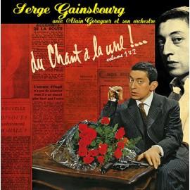 GAINSBOURG Serge : LP Du Chant A La Une! Vol. 1&2